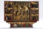 Der Altar von Lichtenstern, Innenansicht