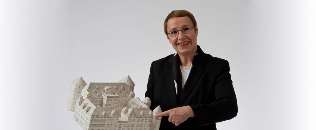 Cornelia Ewigleben, Direktorin des Landesmuseum Württemberg