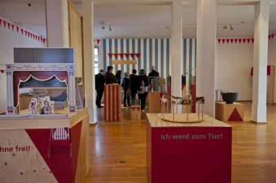 """""""Bühne frei"""" im Museum der Alltagskultur"""