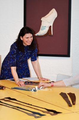 Kunstpause zur Krawatte mit Dagmar Bayer