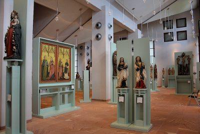 Einblick in die Sammlung Dursch im Dominikanermuseum Rottweil, 2009 © Landesmuseum Württemberg, Bildarchiv, CC BY-SA
