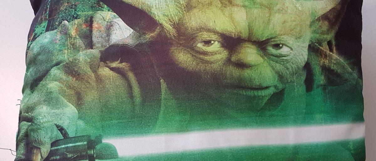 Yoda-Kissen