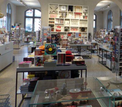 Die Boutique im Landesmuseum Zürich © Kristina Scheinhardt, Landesmuseum Württemberg