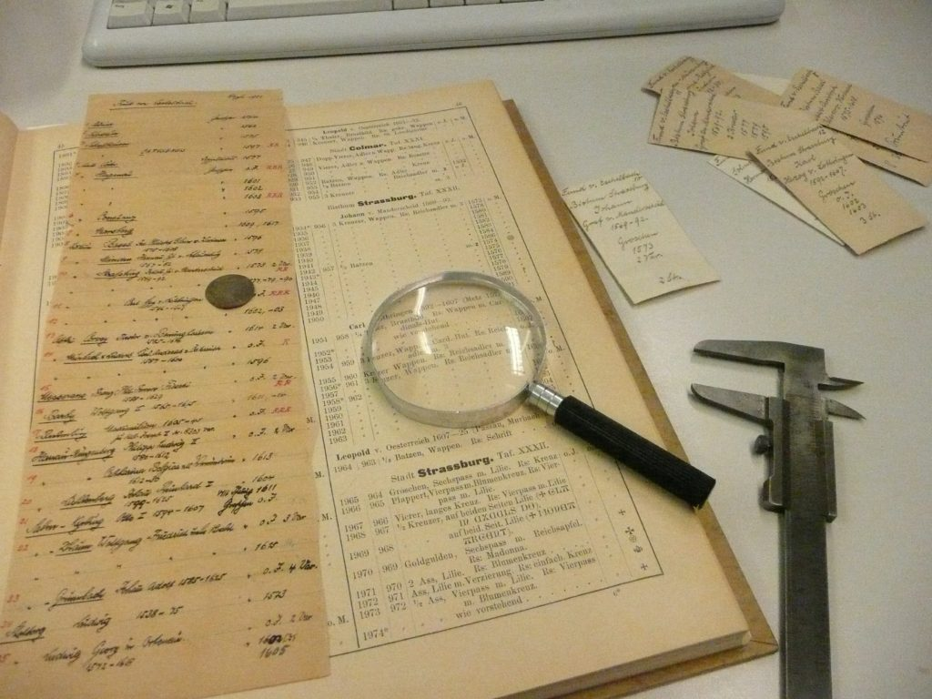 Dokumentation zum Fund von Eschelbronn