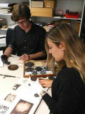 Vivien Schiefer und Nicolas Schmitt
