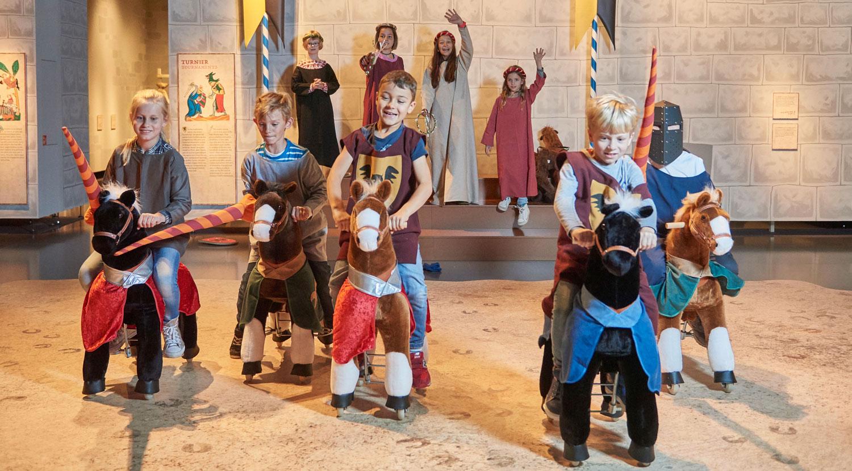 Kindermuseum Junges Schloss