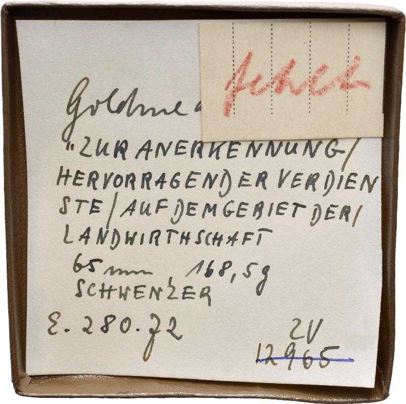 Ein unübersehbarer Hinweis auf den Verlust (©&nbspLandesmuseum Württemberg, Sonja Kitzberger)