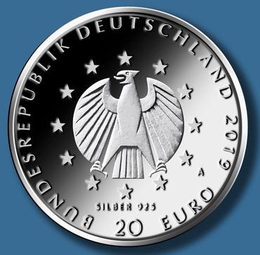 Rückseite des Entwurfs von Frantisek Chochola (© Bundesverwaltungsamt)