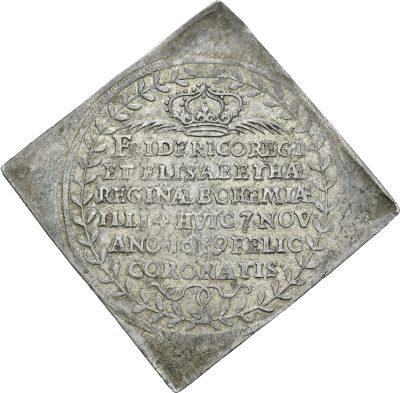 Ein Geschenk aus Prag für das neue Herrscherpaar.