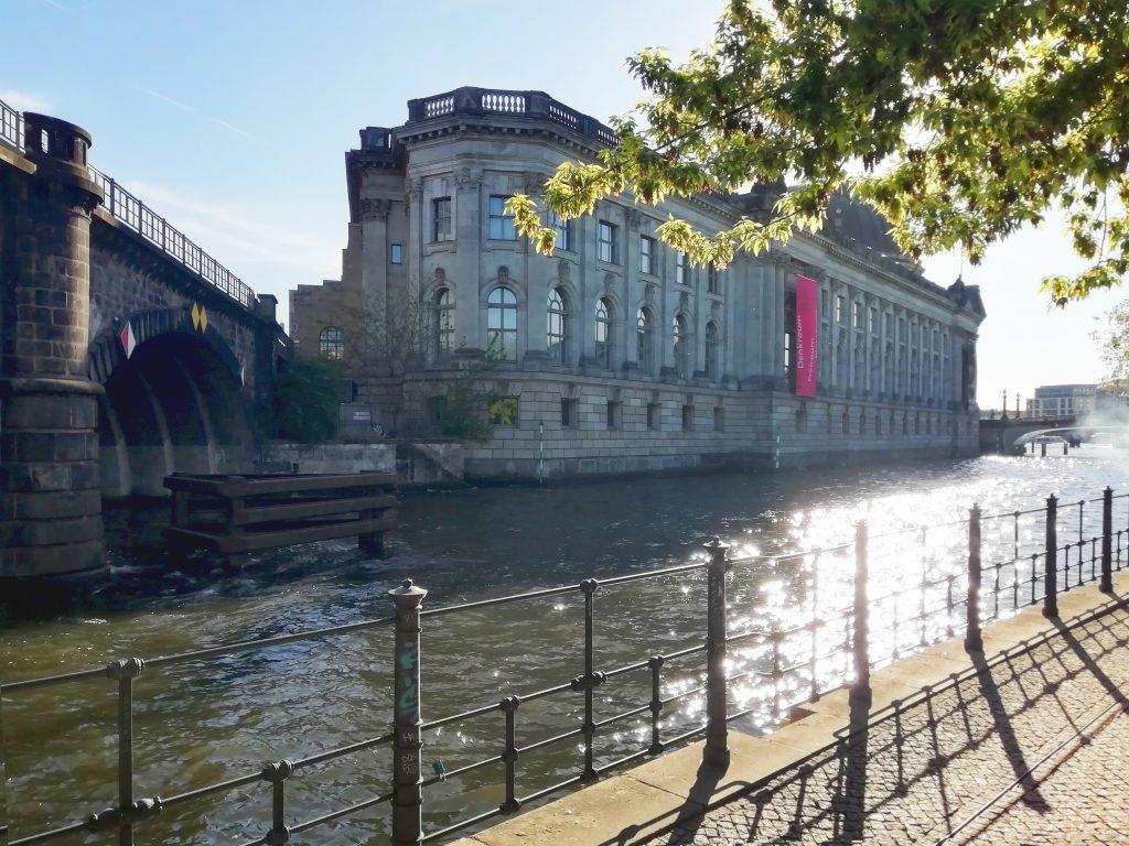 Das Bode-Museum auf der Museumsinsel in Berlin © Landesmuseum Württemberg, Sarah Dolde